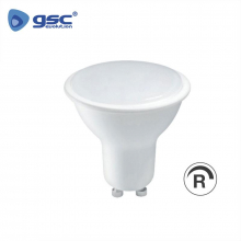 LÂMPADA LED GU10 6W REGULAVEL
